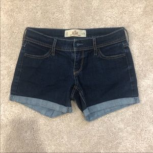 Hollister Jean shorts 0 24